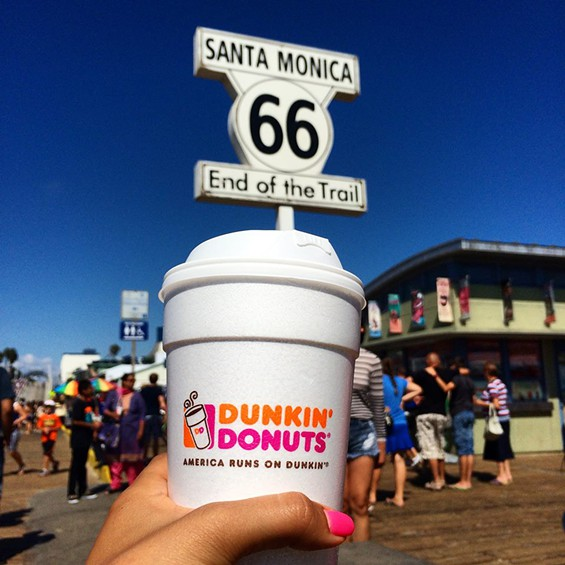 Dunkin Donuts Hours Beach Blvd
